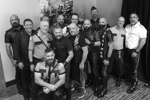 GLUE 2017 Officers Luncheon
